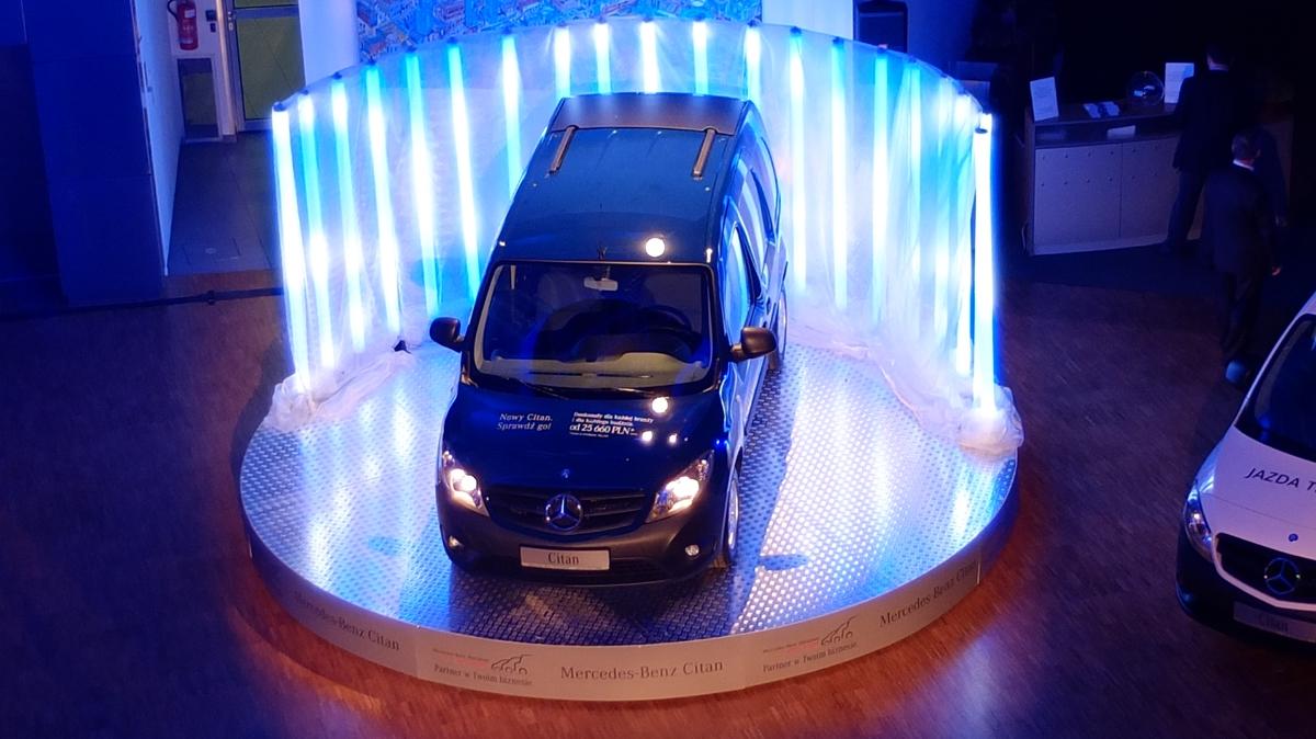 Mercedes Premiera Citan