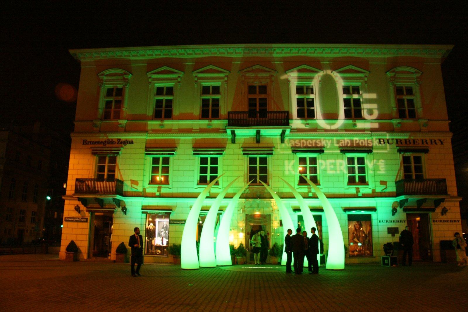 Gala 10-lecie Kaspersky Lab Polska