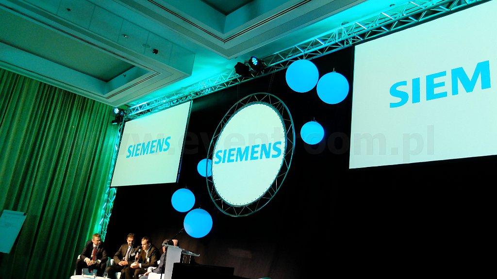 Konferencja SIEMENS & CEE